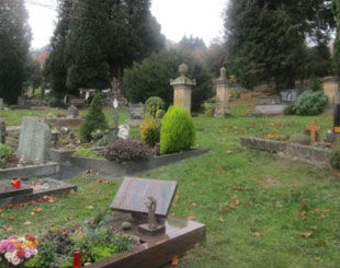 friedhof oberwinter